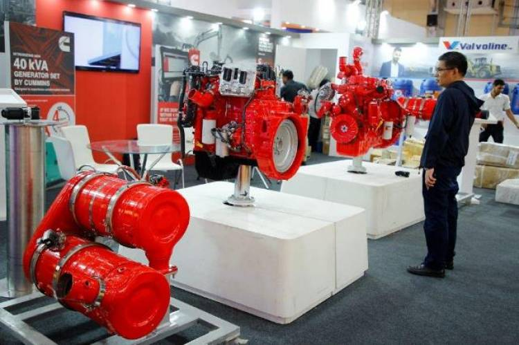 CUMMINS INDIA BUILDS ON 100 YEARS OF INNOVATION AT EXCON