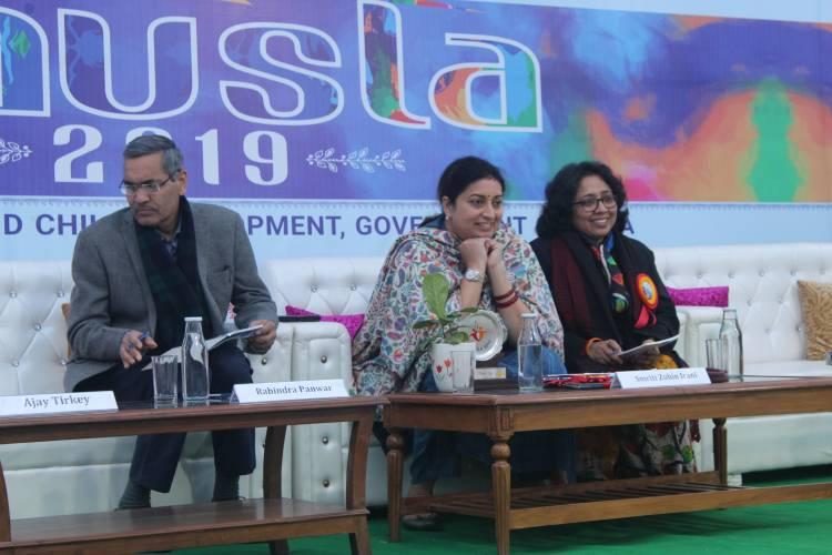 CHILDLINE India Foundation participates in Hausla Week 2019
