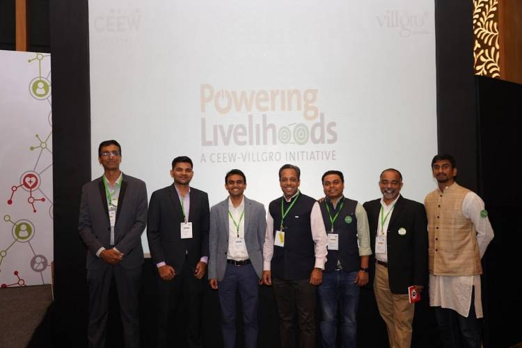 "CEEW & Villgro launch ""Powering Livelihoods"": a $2.5 million initiative to support clean energy-based livelihood solutions to uplift rural economy"