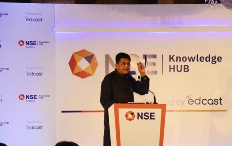 AI powered National Stock Exchange Knowledge Hub inaugurated in New Delhi