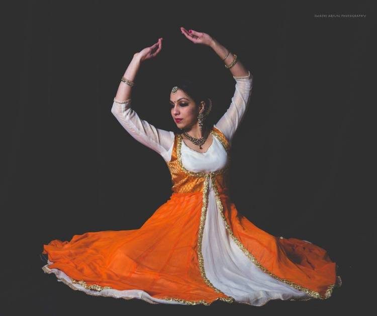 Kathak Solo Performance by Sonali Loomba