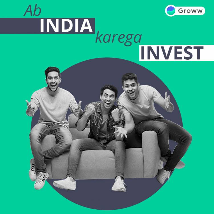 "Groww Launches, "" Ab India Karega Invest'' - A Financial Education Initiative, across 52 Indian Cities"
