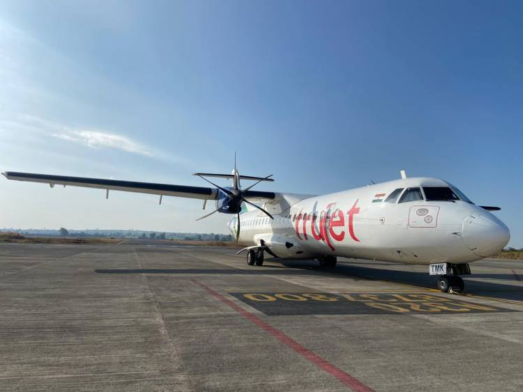 TruJet commences daily operations from Belagavi on 3 routes under RCS-UDAN