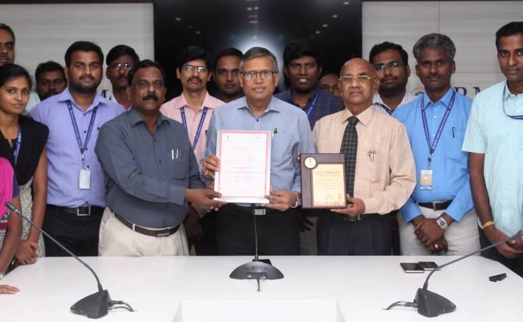 Government of India appreciates SRM Red Ribbon Club