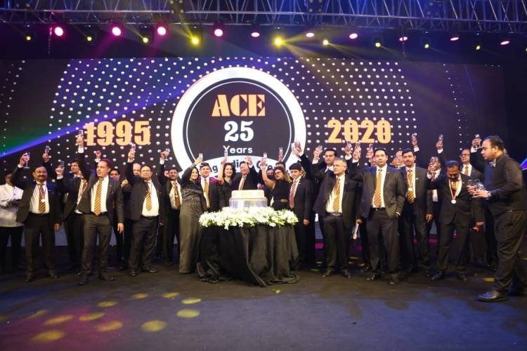 ACE celebrates 25 years of Lifting India's Growth
