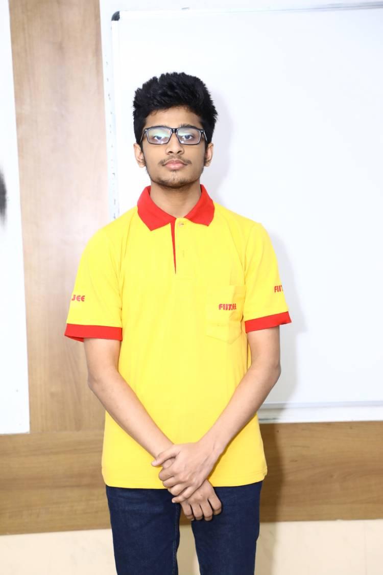 Delhi Student-Nishant Agarwal scores Perfect 100 Percentile in JEE Main 2020 (January)