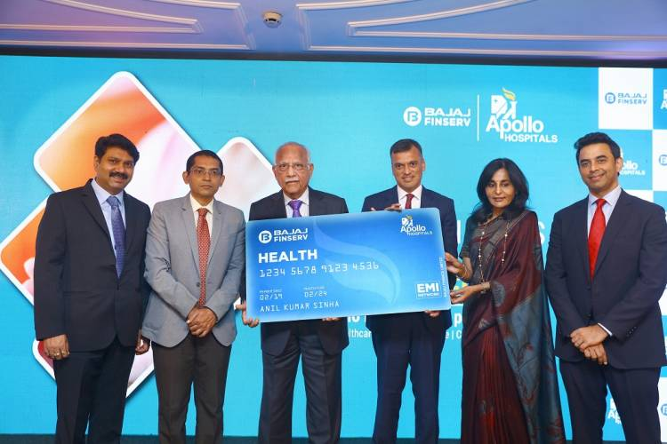 Apollo Hospitals Group and Bajaj Finserv partner up to make hospital payments easy