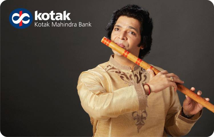 Kotak Mahindra Bank Introduces Special Edition Debit Cards featuring Classical Indian Musicians
