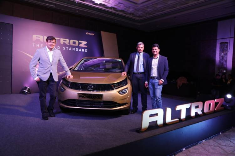 Tata Motors launches Tata Altroz