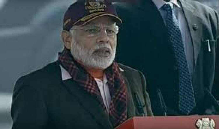 Agreement signed with Bodo group historic,says Narendra Modi