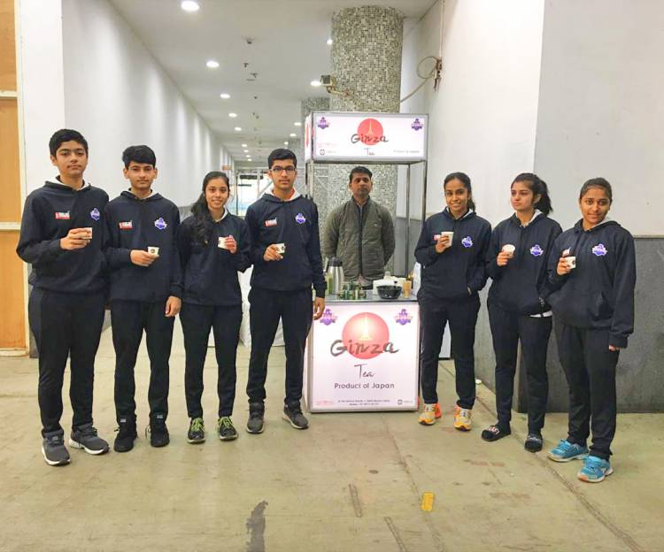 National Food & Beverages sponsors Falcon Dashers for the Delhi Badminton League