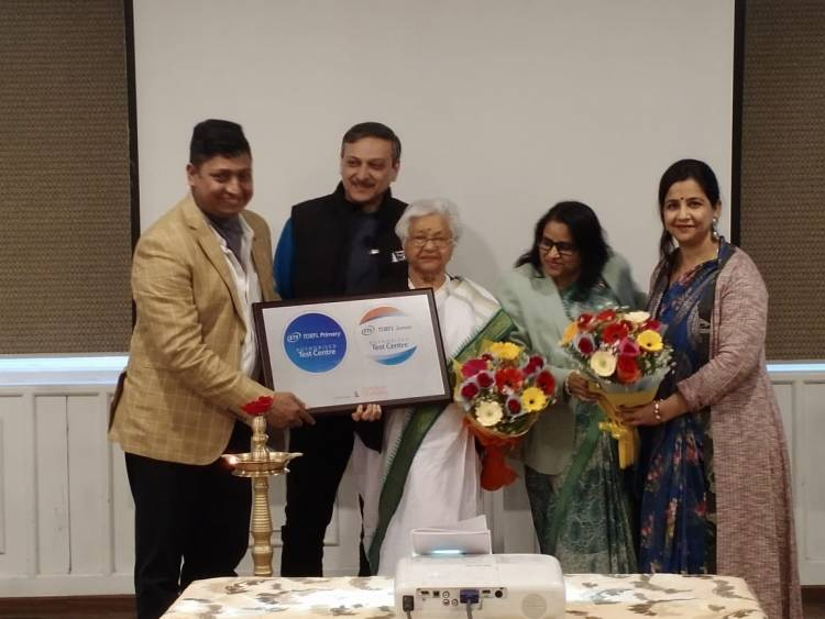 Eupheus Learning Brings Global English Assessment Standards to Lucknow Schools Through TOEFL Tests