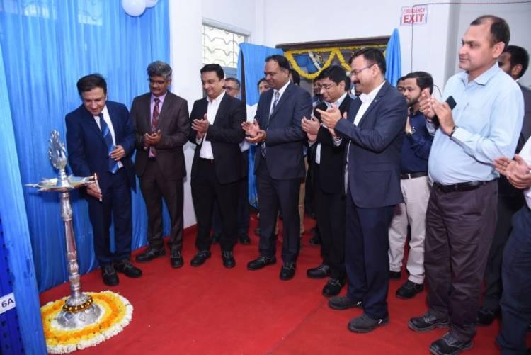 KONE inaugurates its new warehouse in Mumbai, India