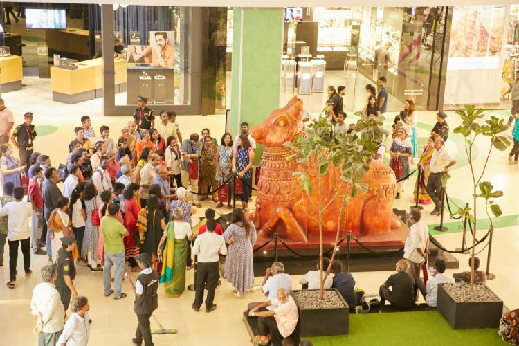 """VR CHENNAI presents the 12th edition of """"KATHAI, KALAI, PARAMPARIYAM"""" WALKS"""