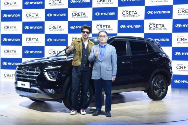 Hyundai Motor India Unveils 'All New CRETA' at Auto Expo 2020