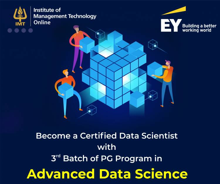 IMT CDL launches third batch of Post Graduate Program in Advanced Data Science in association with EY