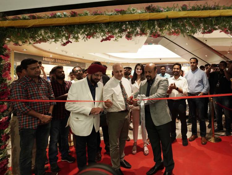 Aptronix - India's largest Apple Premium Reseller expands its footprints in South
