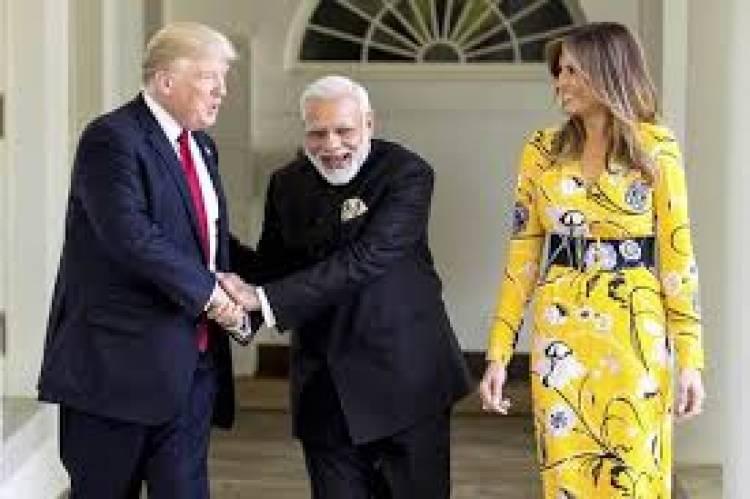 Looking forward to my India visit,says Trump