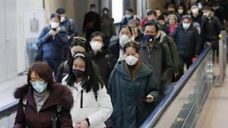 Death toll from China virus surges past 2,000