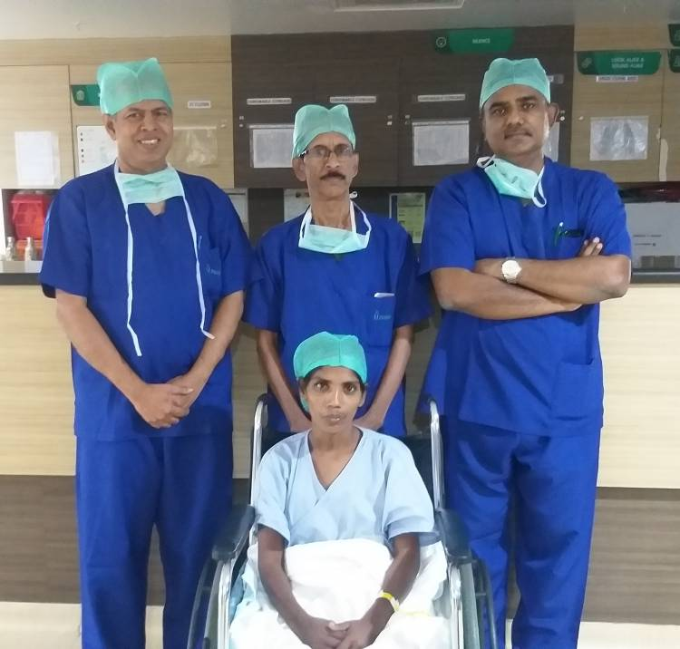 Fortis Malar Hospital Conducts Technically Challenging MICS (Minimally Invasive Cardiac Surgery)