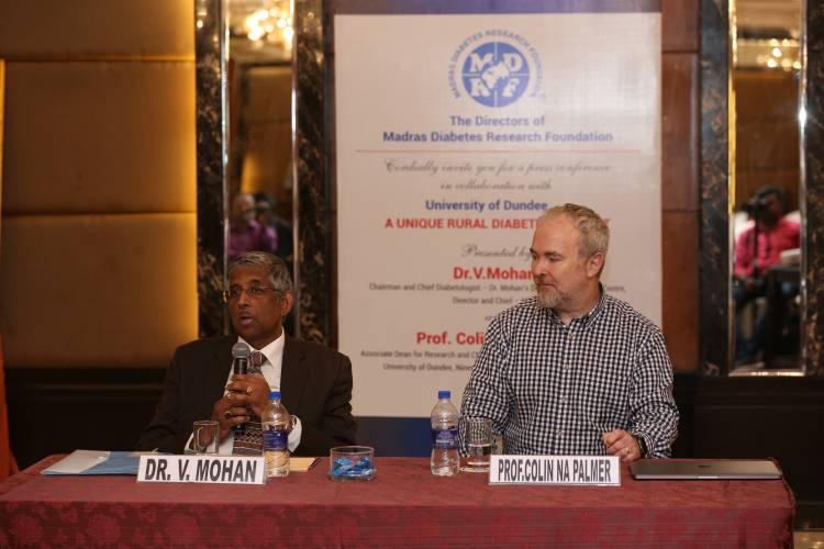 Huge increase in diabetes rates in rural Tamil Nadu within 15 years