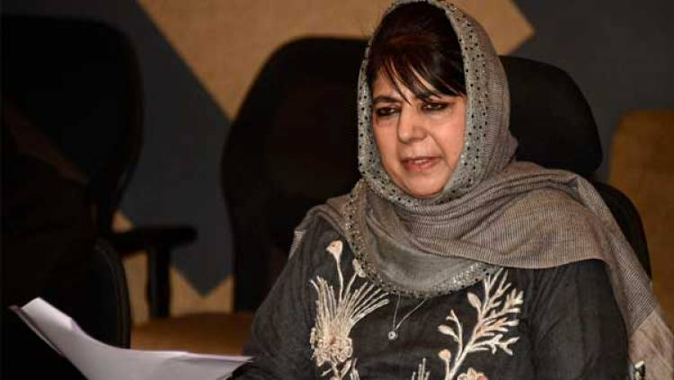 SC issues notice to J-K on plea challenging Mehbooba Mufti's detention under PSA