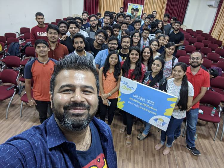 Instagram launches an 'Unlabel India' initiative in Hyderabad, to enable youth to express themselves safely