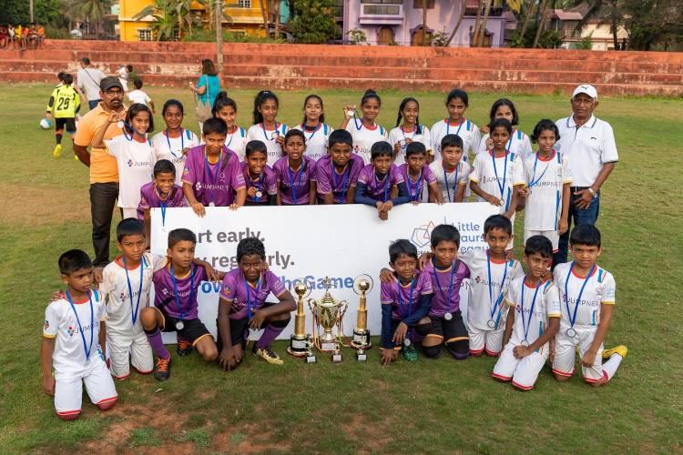 Goa's largest baby league – the Little Gaur League draws to an end