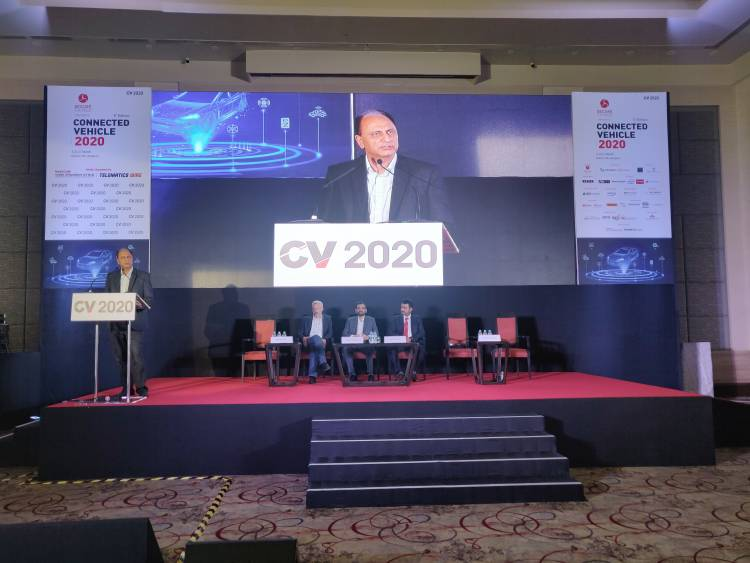 Connected Vehicle 2020 – Future Mobility is Here