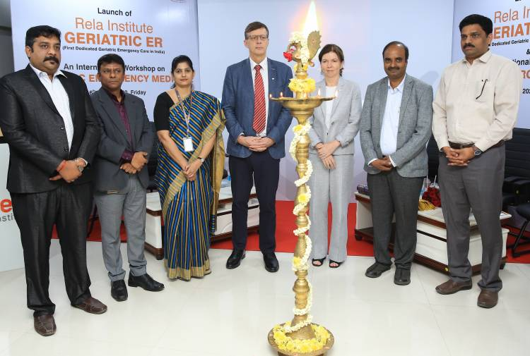 For first time in India, Dr. Rela Institute launches 'Geriatric Emergency'