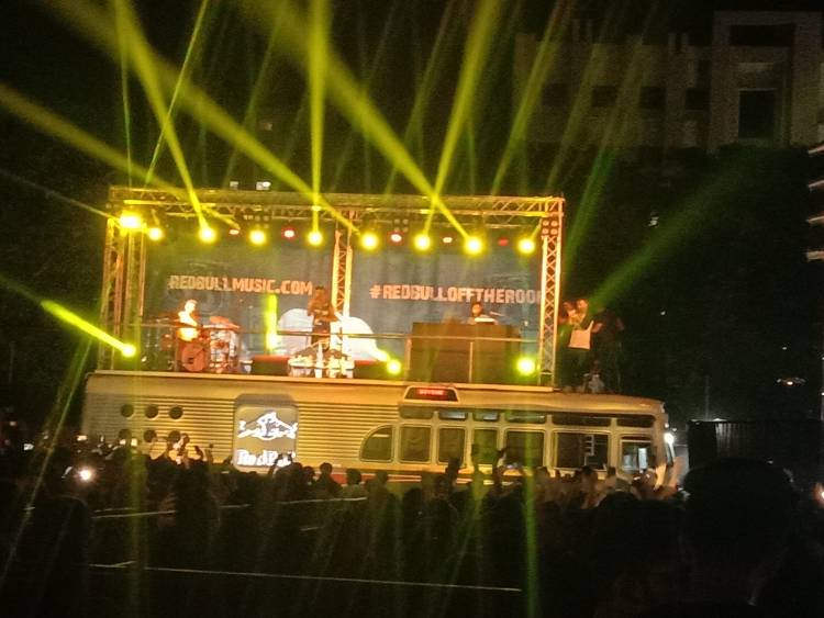 DIVINE, one of India's foremost hip-hop acts at SRM University