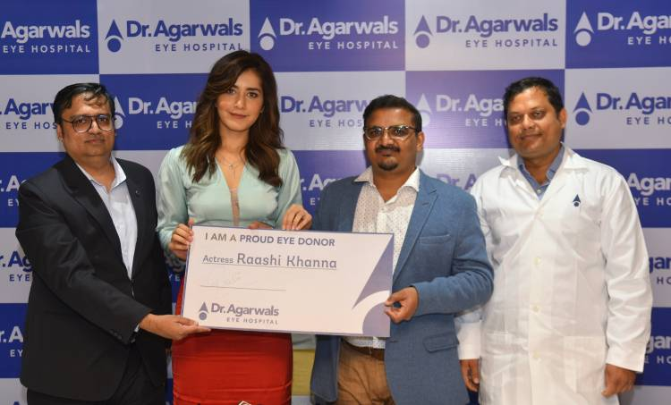 Dr. Agarwal's Eye Hospital Launches Eye Care Centre at Gachibowli, Hyderabad