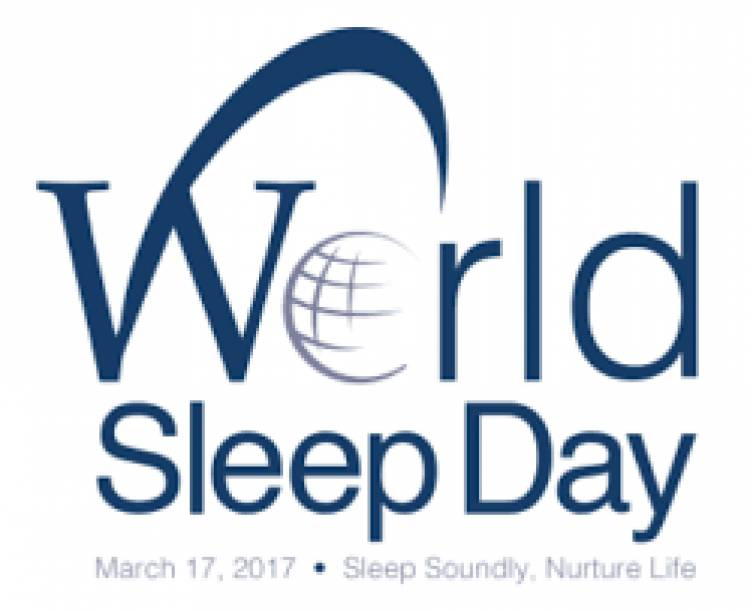 World Sleep Day observed on March 13th,2020