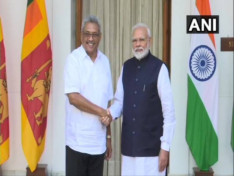 SriLankan President thanks PM Modi for SAARC conference;promises colombo's support to combat COVID-19