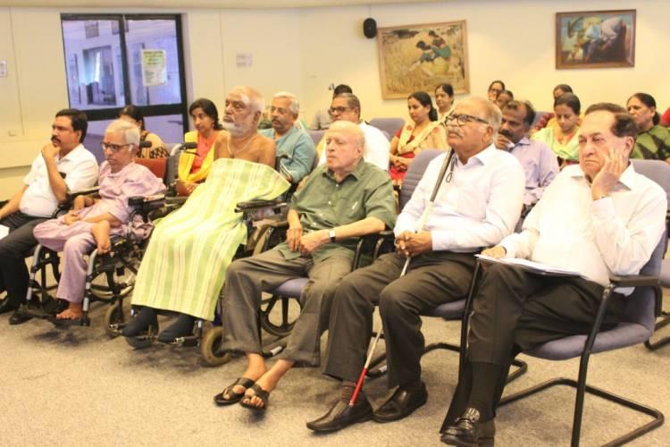 Saluting optimism: Special Padma awardees Mr Manohar Devadoss, Mr S Ramakrishnan felicitated