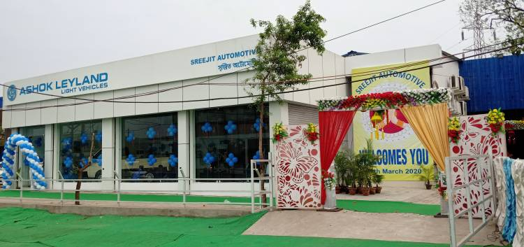 Ashok Leyland Light Commercial Vehicles opens a new dealership in Durgapur, West Bengal