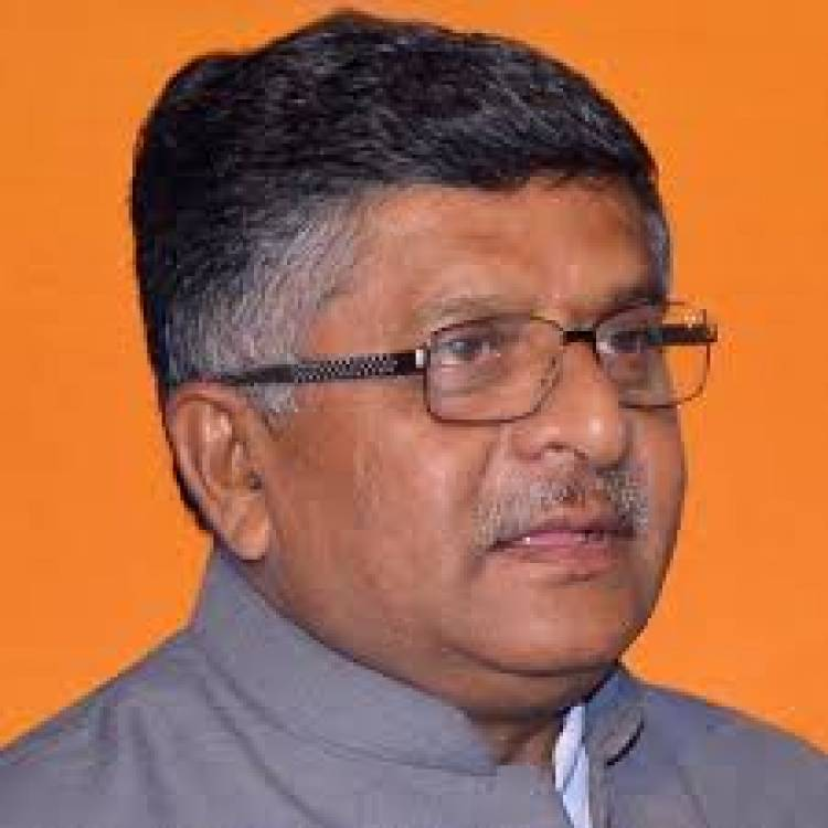 Govt has decided to revive BSNL and MTNL,says Union Minister RS Prasad