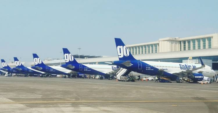 GoAir supports lockdown: temporarily suspends all flights until 14th April 2020