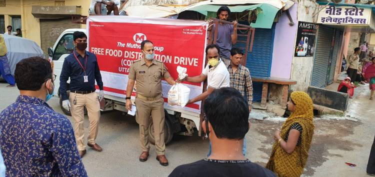 Muthoot Group serves free food and essentials to 15,000 families affected by lockdown across India