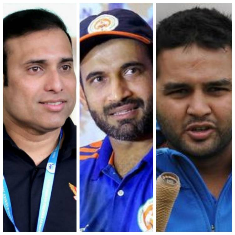 Here's what Indian cricketing legends VVS Laxman,IrfanPathan and Parthiv Patel have in common