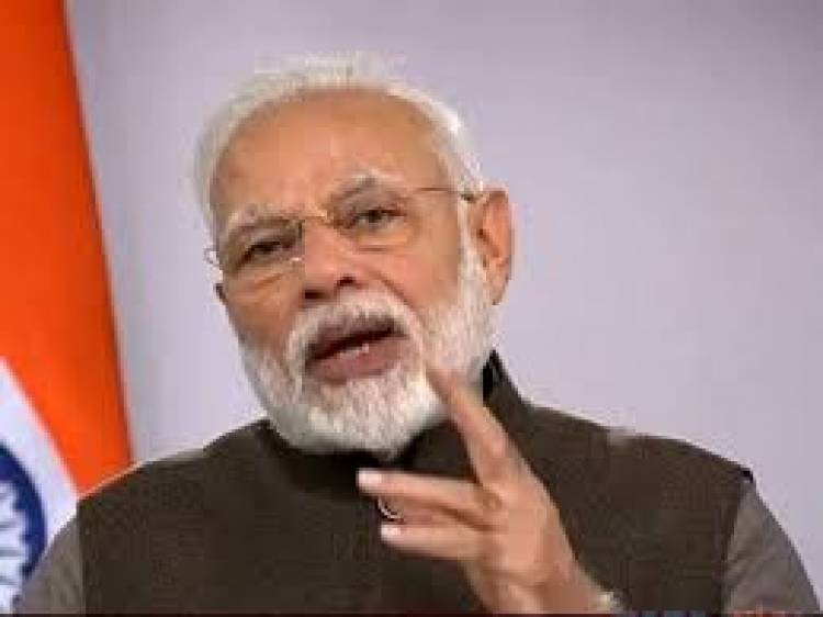 Prime Minister Narendra Modi discussed India's lockdown