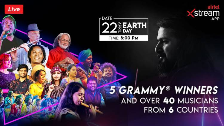 Airtel marks Earth Day 2020 with LIVE streaming of special global concert