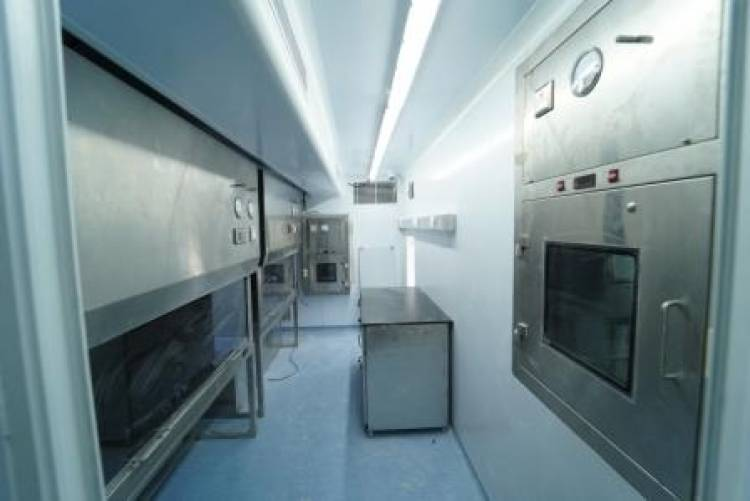 DRDO developed Mobile Viral Research laboratory