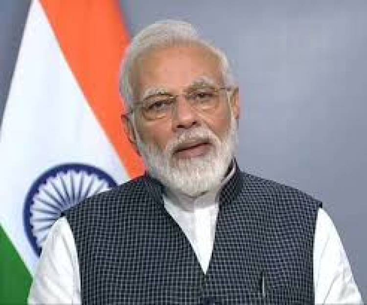PM Modi wishes Russian Counterpart early recovery from corona virus