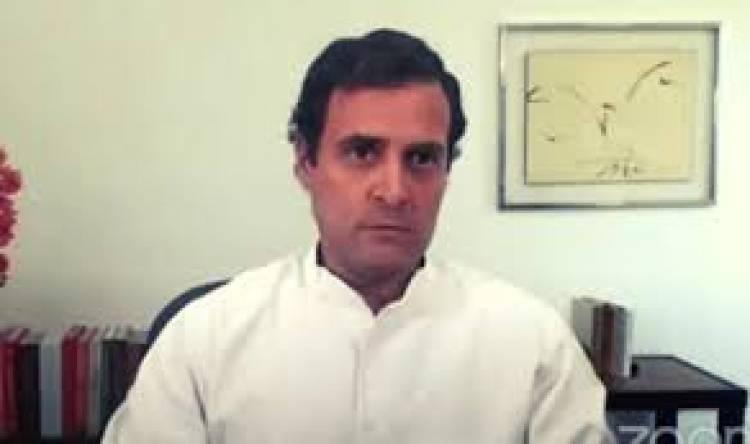 Centre's lockdown strategy has failed-Rahul Gandhi