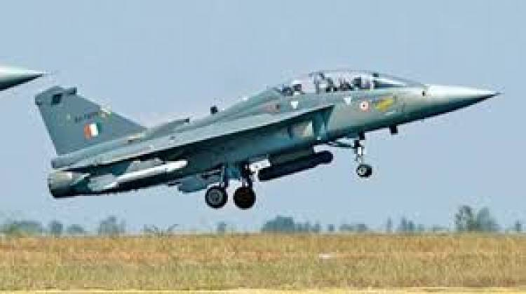 IAF chief RKS Bhadauria flies LCA Tejas,operationalises no.18 Squadron 'Flying Bullets'