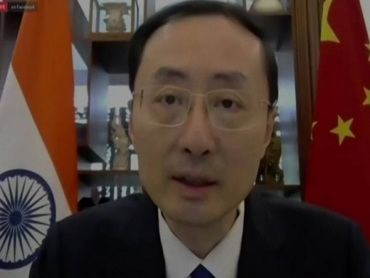 India,China should not let differences overshadow relations:chinese Envoy