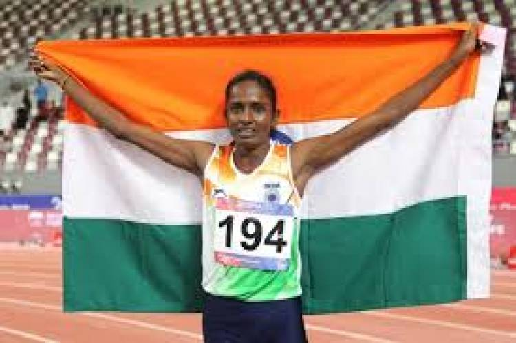 Asian champion runner Gomathi Marimuthu banned for 4 years for doping