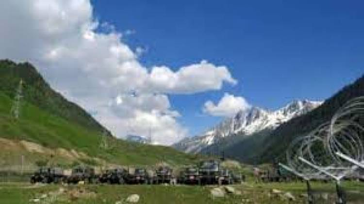Galwan violence: Army, Navy, Air Force raise alert level
