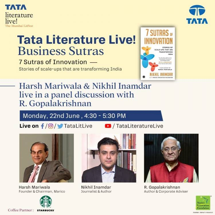 Tata Literature Live!  Business Sutras